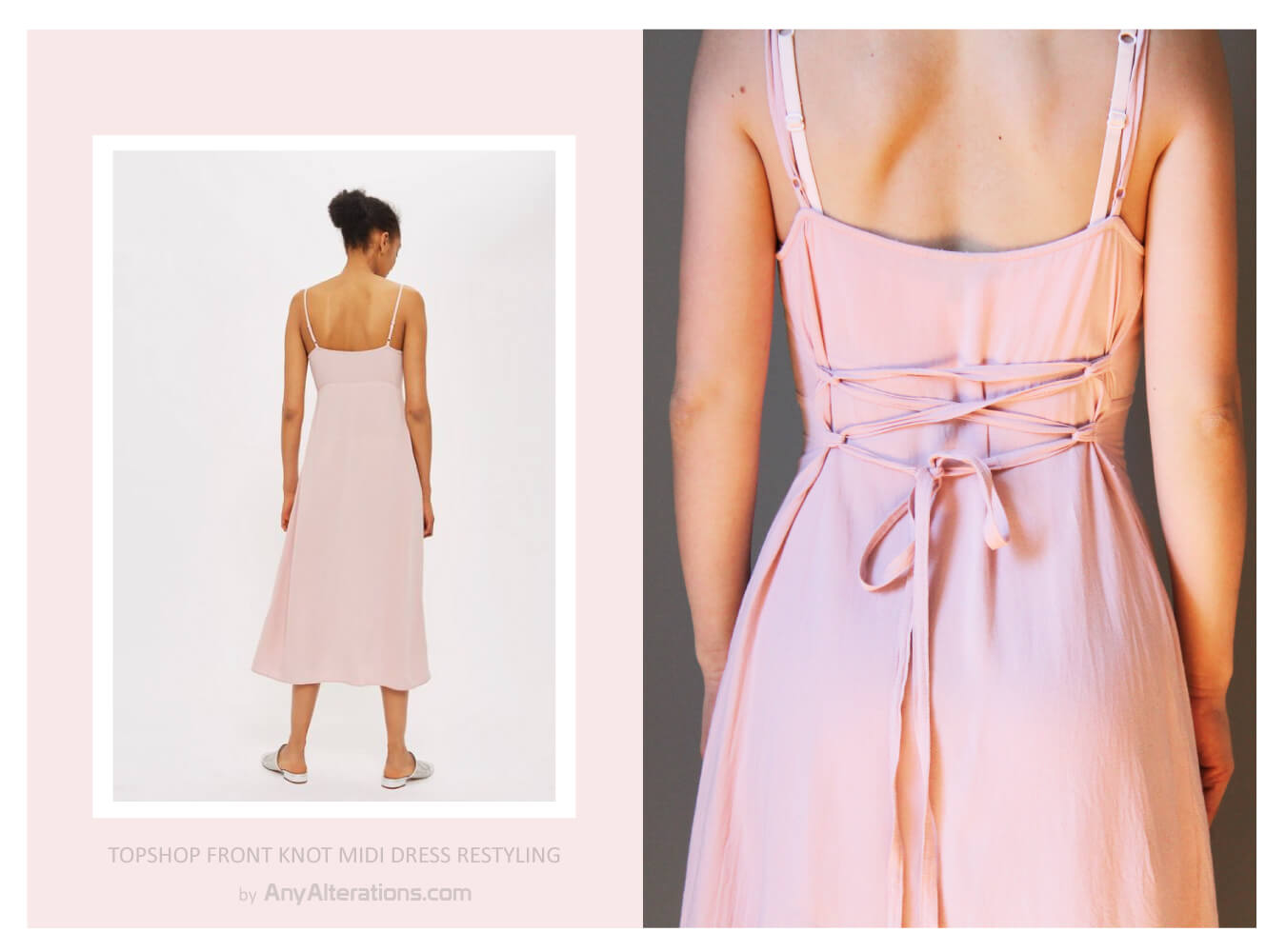 Topshop-Front-Knot-Midi-Dress-Restyling-By-AnyAlterations.com-02