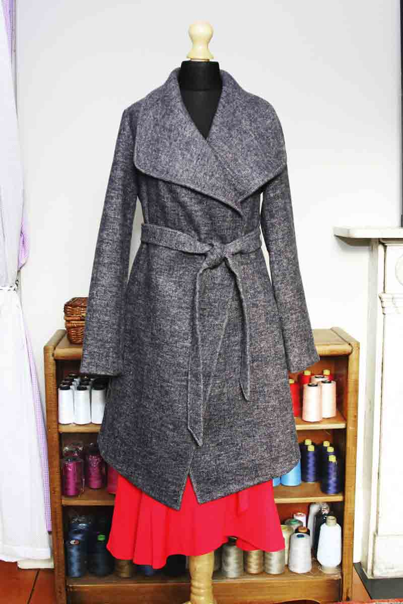 coat jacket alterations AnyAlterations Baldock