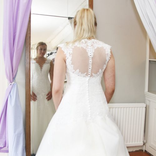 Any Alterations Baldock Bridal Alterations
