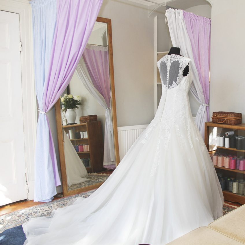 Any Alterations Baldock Wedding Dress Alterations